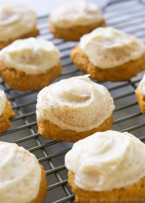finger in the sugar bowl melt in your mouth pumpkin cookies