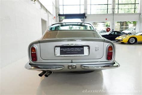 11 Sale At Vintage Vantage by 1970 Aston Martin Db6 Mk2 Vantage Classic Throttle Shop