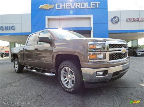 2014 silverado colors 2014 brownstone metallic chevrolet silverado 1500 lt crew