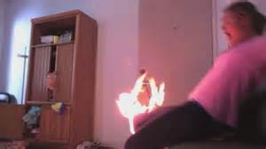 bathroom twerk epic twerking fail girl literally sets herself on fire in