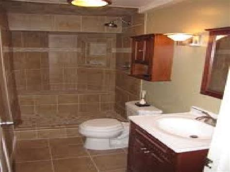 graceful basement bathroom ideas