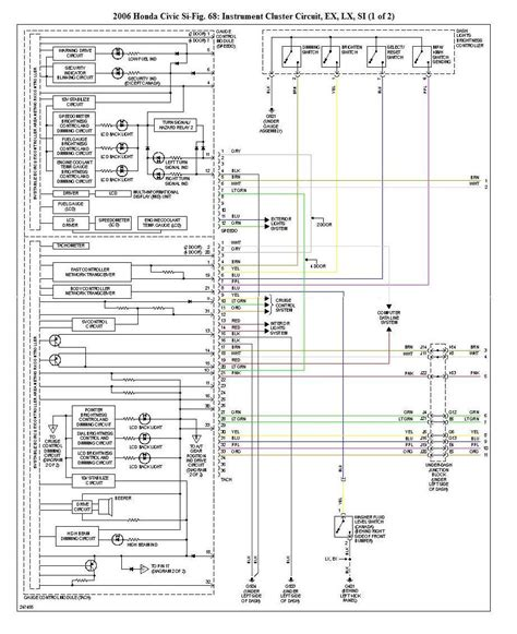 91 honda civic hatchback wiring diagram wiring diagram