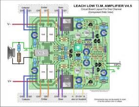 leach amp plans part 1