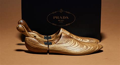 Prada Handmade Shoes - electric dreams denim walking in with prada