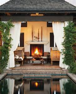 outdoor living room with fireplace best outdoor living rooms stone fireplace