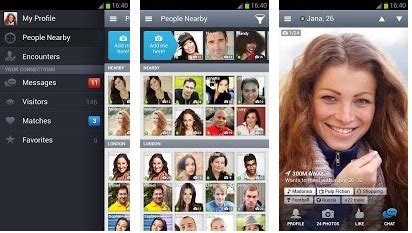 badoo mobile android badoo social androdi app