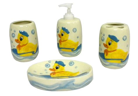 duck bathroom rubber duck bathroom accessories office and bedroom