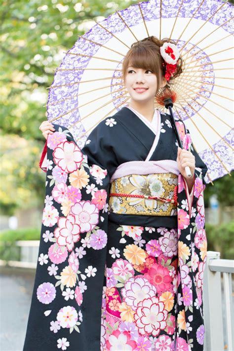 Japanese Kimono how well do you kimono styles take a look at these 3