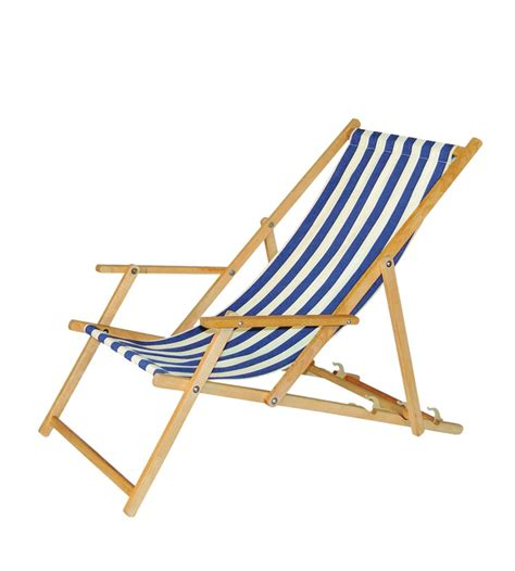 blue and white striped deck chairs nautical striped deck chair garden