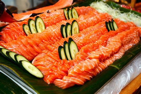 salmon buffet recipes it s about anything international buffet recipe le meridien kuala lumpur