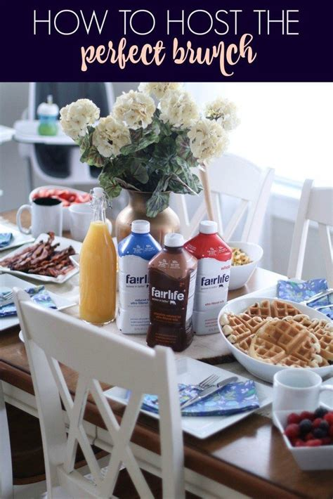 brunch table setting 1000 ideas about brunch table setting on