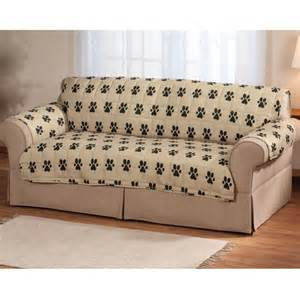 sofa protectors paw print sofa protector pet furniture covers walter