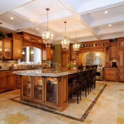 Kitchen Designs Layouts Pictures America S Most Decadent Kitchens