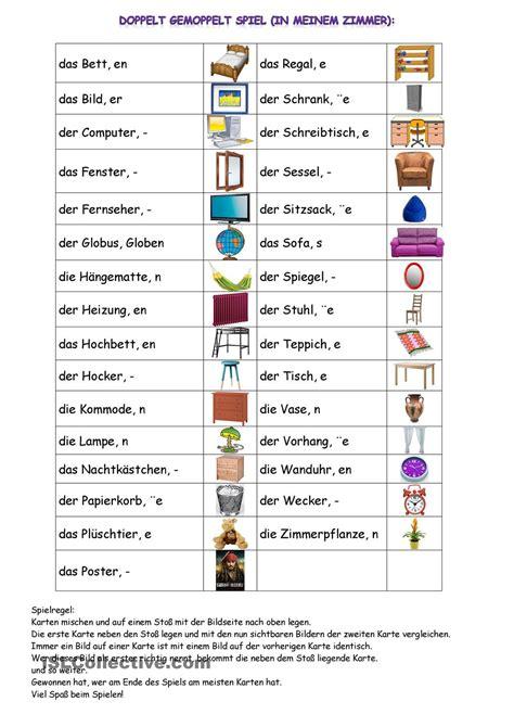 libro beim kinderarzt deutsch spanisch kinderbuch doppelt gemoppelt 1 m 246 bel in meinem zimmer arbeitsbl 228 tter kostenlos und m 246 bel