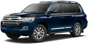 Current Toyota Incentives 2016 Toyota Land Cruiser Incentives Specials Offers In