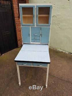 vintage retro  kitchen larder cabinet cupboard