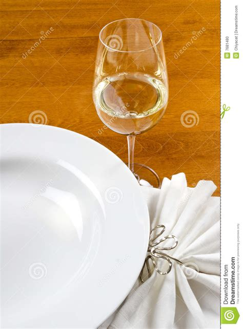fancy place setting stock photo image of folded fancy elegant place setting stock photo image 7681480