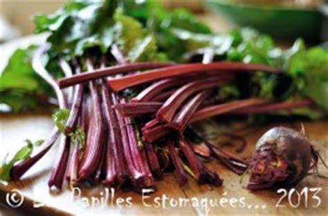 cuisiner les feuilles de betteraves rouges betteraves que faire avec les papilles estomaqu 233 es