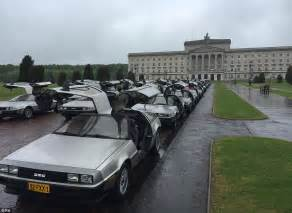 Used Cars With Finance Belfast Belfast Celebrate Back To The Future Delorean S 35th