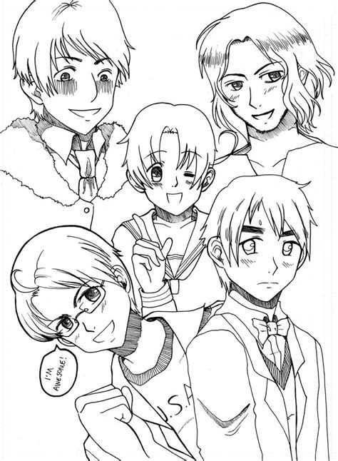 hetalia colouring contest by masaothedog on deviantart