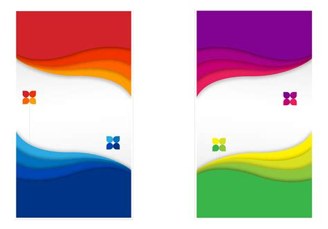 abstract wallpaper pack free download bright abstract vector backgrounds pack download free