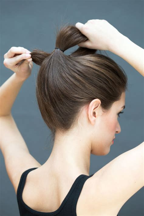 easy and quick work hairstyles 10 easy hairstyles you can do in 10 seconds diy hairstyles