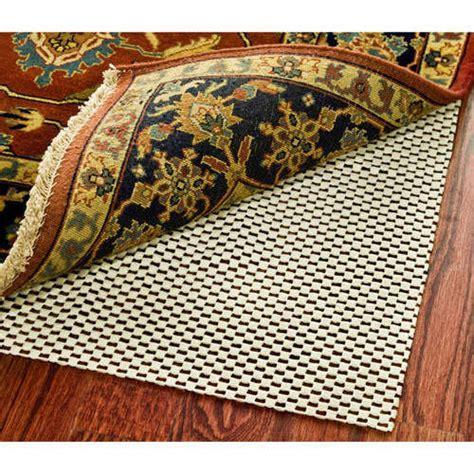 rug pads walmart safavieh special rug pad for floor walmart