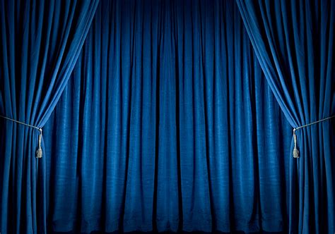 blue draperies blue stage curtains www imgkid com the image kid has it