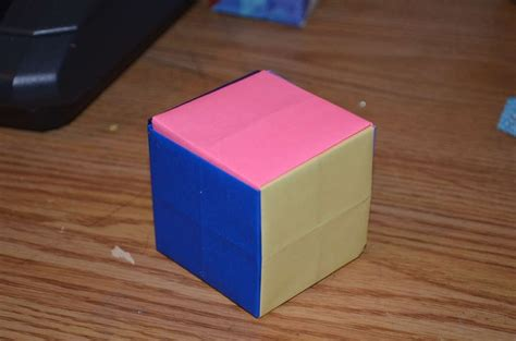Diy Paper Cube Calendar - 35 best images about cube diy crafts on