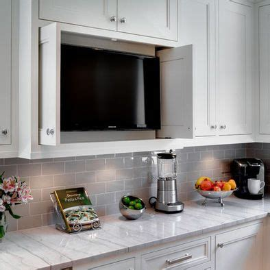 kitchen tv ideas best 25 kitchen tv ideas on tv in kitchen