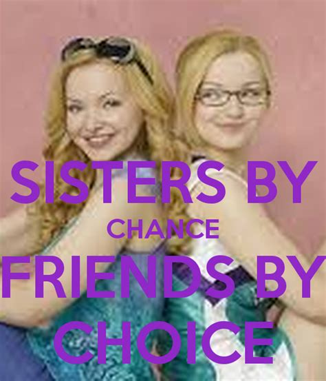 sisters by chance friends by choice tattoo by chance friends by choice poster kasey keep