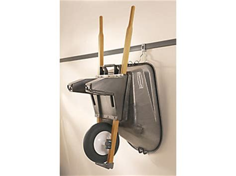 Home Depot Organizers Closet - wheelbarrow rack discontinued rubbermaid