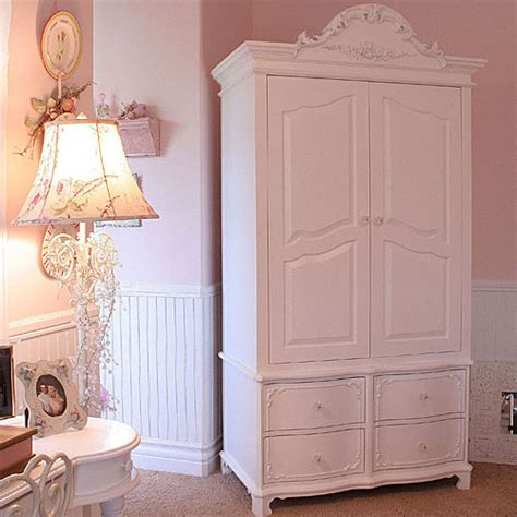 simply armoire and nursery necessities in interior