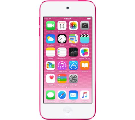 ipod touch 6th generation apple ipod touch 16 gb 6th generation pink deals pc