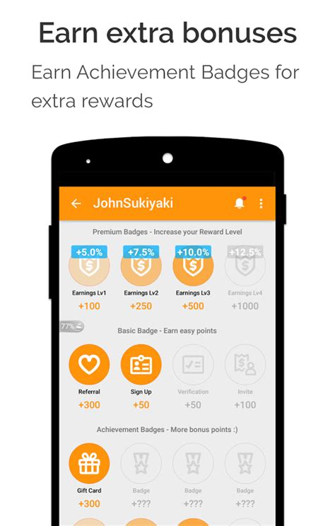 Earn Gift Cards For Watching Videos - cashkarma rewards gift cards android apps on google play