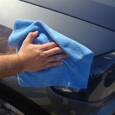 car microfiber towels 12 pack microfiber cleaning cloth anti scratch rag towel car detailing polishing ebay
