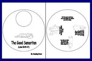 sunday crafts for the good samaritan bible crafts