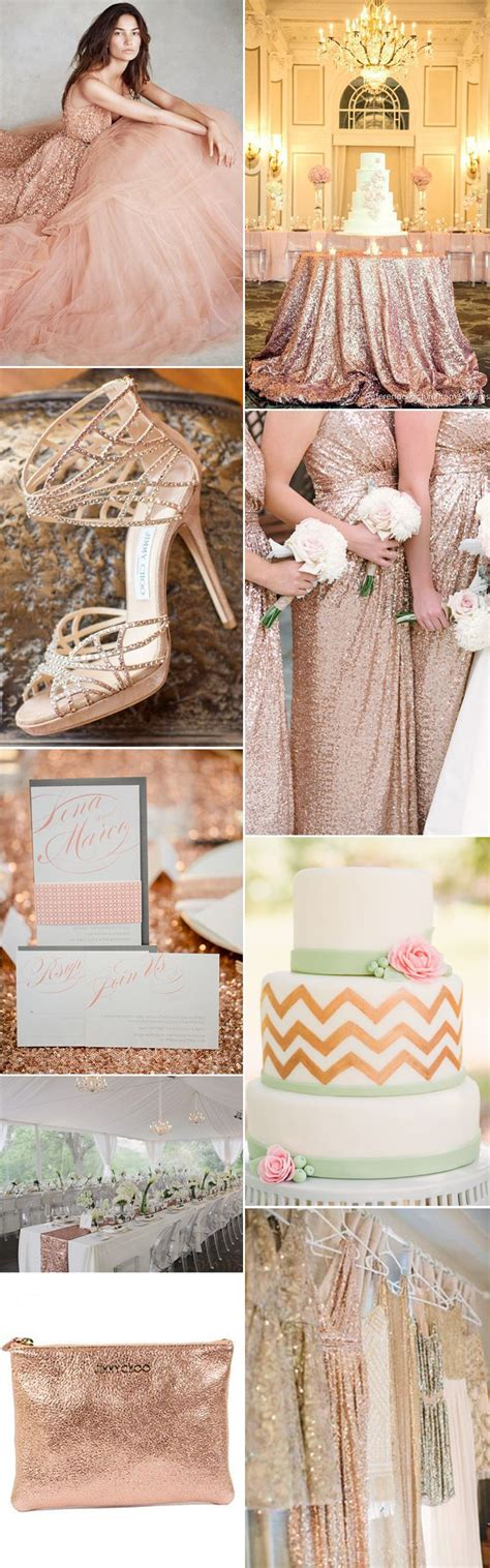 wedding themes with rose gold 10 best ideas about rose gold weddings on pinterest gold