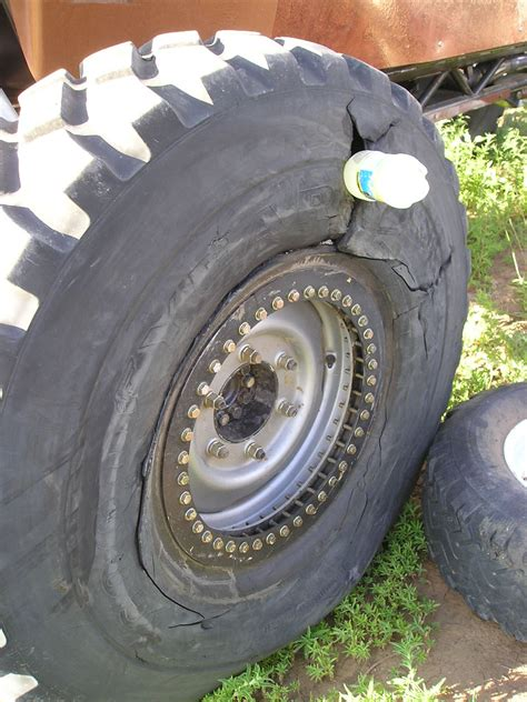 Anyone Have Pics Of Military Tires In Use Pirate4x4 Com