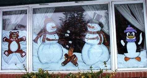 Fenster Weihnachtlich Gestalten by What Of Paint Should I Use For Window