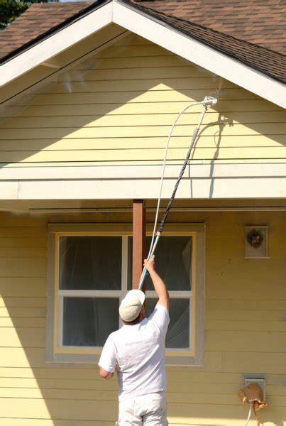 exterior paint sprayer paint  house   pro