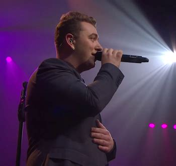 sam smith austin sam smith performs quot stay with me quot live at austin city limits