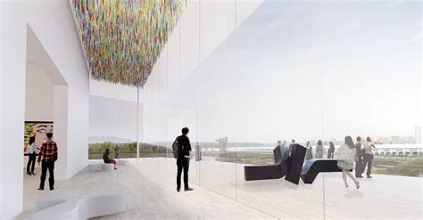 sydney art gallery   south wales expansion sanaa
