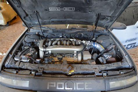 how do cars engines work 1998 ford taurus user handbook robo wannabe 1992 ford taurus sho