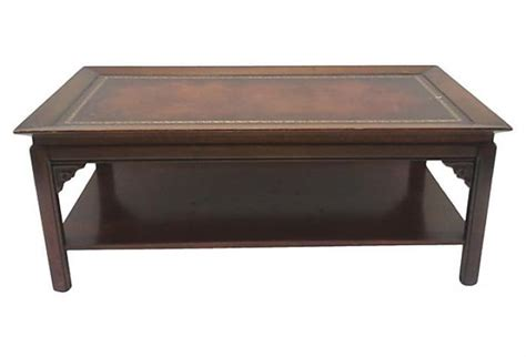 asian style coffee table omero home
