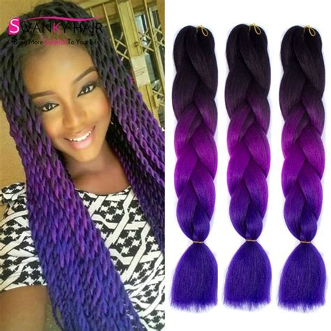 ombre micro braiding hair 25 best ideas about kanekalon braiding hair on pinterest