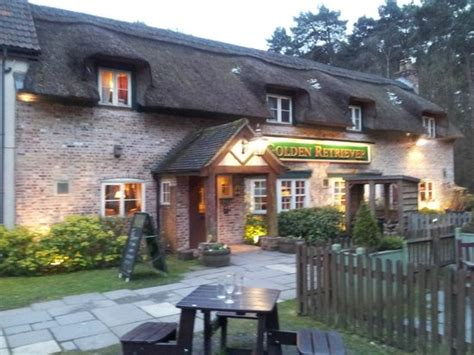 golden retriever pub bracknell 301 moved permanently