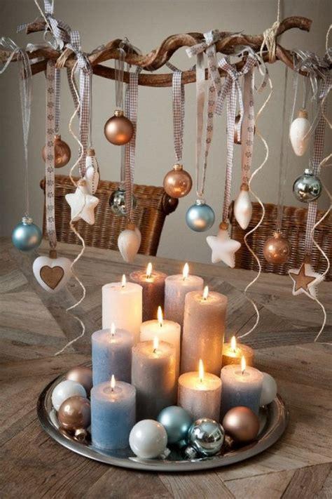candele design decorazioni natalizi con le candele ecco 20 idee creative