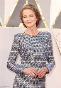 best outfit for 70 year old oscar nominee charlotte rling says boycott was racist