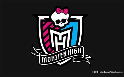monster high images monster high logo wallpaper photos